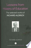 Lessons from History of Education