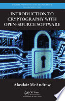 Introduction to Cryptography with Open Source Software