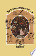 Victorian Popular Ballad
