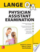 LANGE Q A Physician Assistant Examination  Seventh Edition