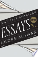 Book The Best American Essays 2020