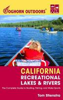 California Recreational Lakes and Rivers