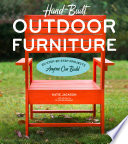 Hand Built Outdoor Furniture