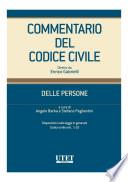 Commentario del Codice Civile   Delle persone   artt  1 10