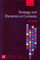 Strategy and dynamics in contests