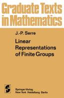 download ebook linear representations of finite groups pdf epub
