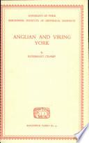 Anglian and Viking York