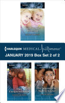 Harlequin Medical Romance January 2019 Box Set 2 Of 2