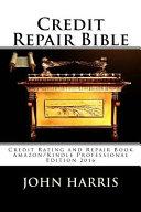Credit Repair Bible