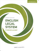 English legal system : the fundamentals