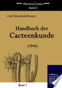 Handbuch der Cacteenkunde