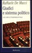 Giudici e sistema politico