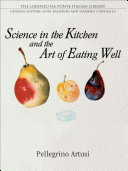 Science in the Kitchen and the Art of Eating Well Book