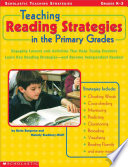 Teaching Reading Strategies in the Primary Grades To Young Learners