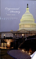Official Congressional Directory  2009 2010  111th Congress  Convened January 2009  Paperback