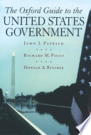The Oxford Guide to the United States Government Supreme Court Justices And Other Significant Figures And