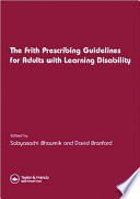 Frith Prescribing Guidelines for Adults with Learning Disability