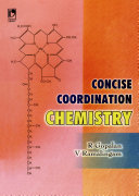 Concise Coordination Chemistry  1E