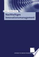 Nachhaltiges Innovationsmanagement