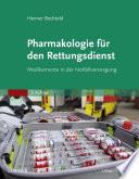 Pharmakologie f  r den Rettungsdienst