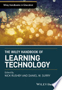 The Wiley Handbook of Learning Technology