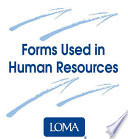 Forms Used In Human Resources