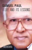 A Life and Its Lessons  Memoirs