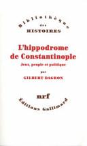illustration L'hippodrome de Constantinople