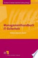 Managementhandbuch IT Sicherheit