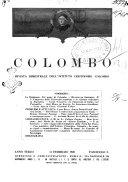 Colombo rivista bimestrale dell Istituto Cristoforo Colombo