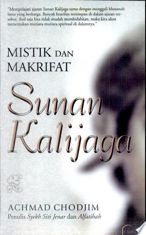 Mistik dan makrifat Sunan Kalijaga - ISBN:9789793335308
