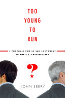 Book Too Young to Run?