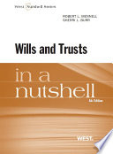 Mennell and Burr s Wills and Trusts in a Nutshell  4th