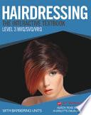 Hairdressing  Level 3