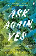 Ask Again, Yes Pdf/ePub eBook