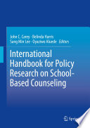 International Handbook For Policy Research On School Based Counseling