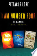 I Am Number Four The Beginning Books 1 3 Collection