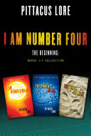 I Am Number Four: The Beginning: Books 1-3 Collection by Pittacus Lore