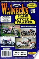 WALNECK'S CLASSIC CYCLE TRADER, JULY 1998