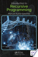 Introduction to Recursive Programming Book PDF
