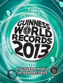 Book Guinness World Records 2013