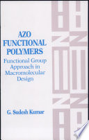 Azo Functional Polymers book