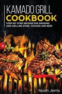 Kamado Grill Cookbook