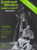 Regional Theatre Directory  2002 2003