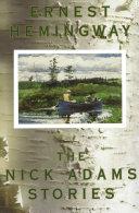 Nick Adams Stories Book PDF