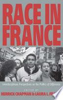 Race in France
