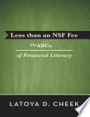Less Than an NSF Fee  The ABCs of Financial Literacy