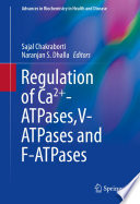 Regulation of Ca2  ATPases V ATPases and F ATPases