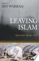 Leaving Islam