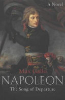Napoleon  The song of departure
